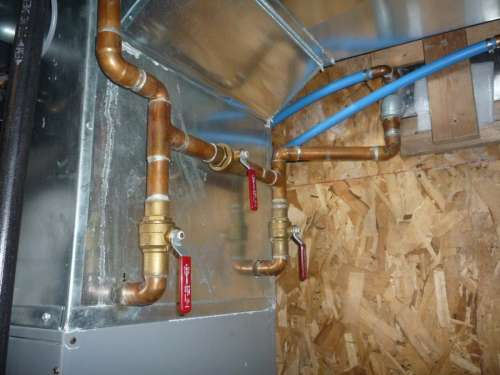Free Boiler Delivery