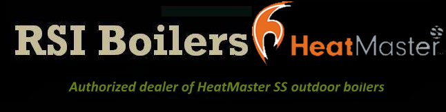 Heatmaster G series Outdoor Boilers